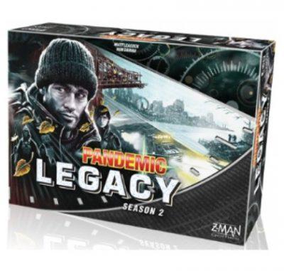 Legacy pandemio