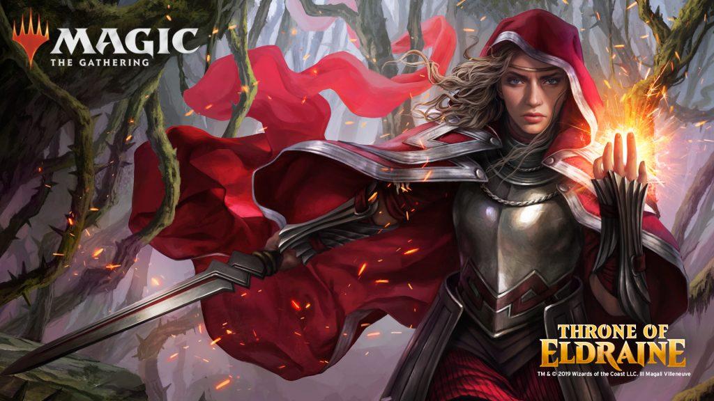 Throne of Eldraine Pre-release